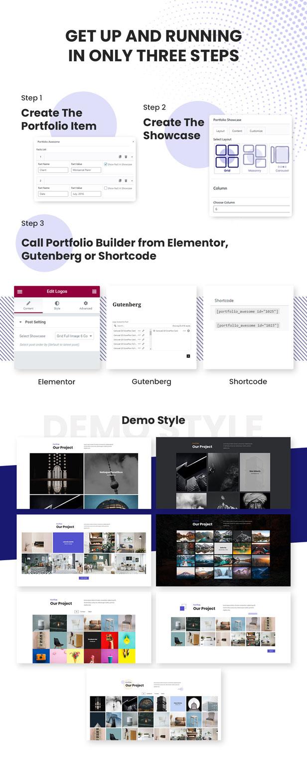 Advanced Grid Portfolio Builder - 1