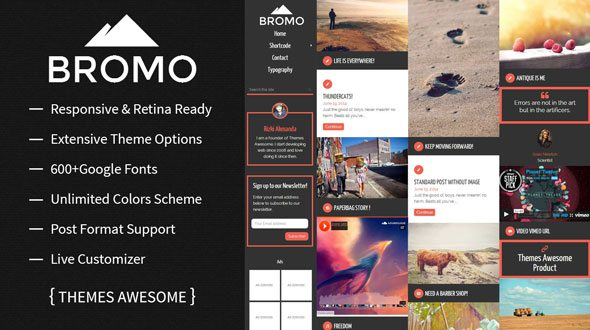 bromo feature 590