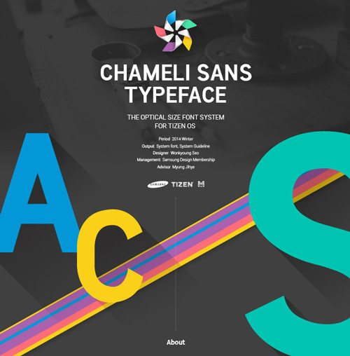 Chameli Sans Typeface Fonts Download