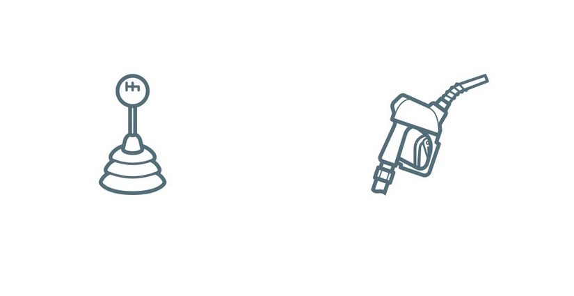 Free Car Parts Outline Icon Set