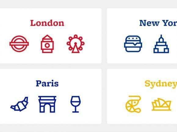 citysets free icons