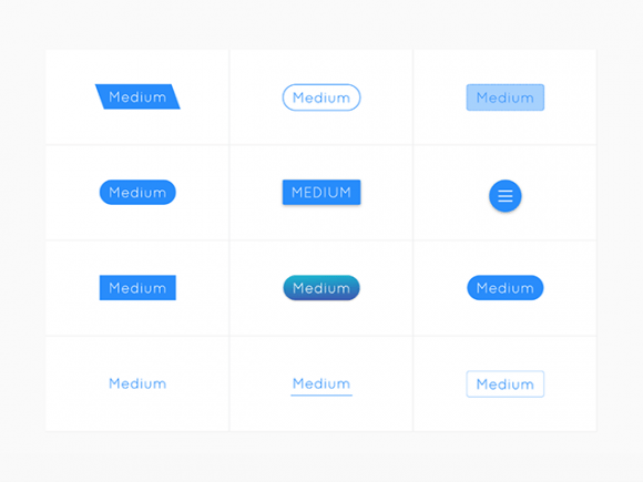 bttn css awesome css buttons