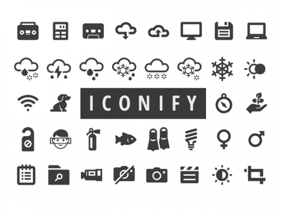 iconify free icons 2