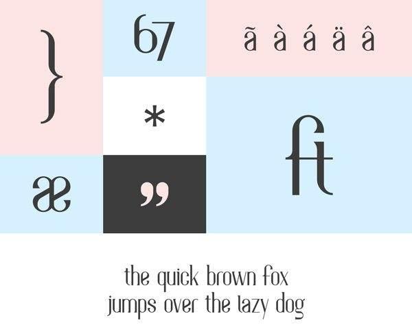2.free font