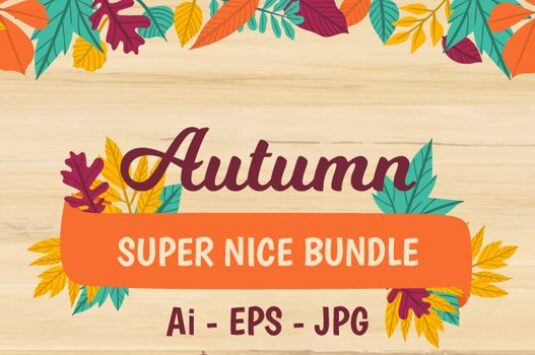 Autumn Inspired Vectors (Cards, Banners, Badges, Patterns)