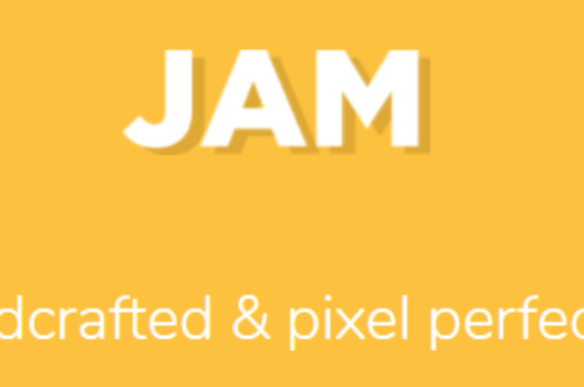 Jam Icon – 422 Handcrafted & Pixel Perfect Icon