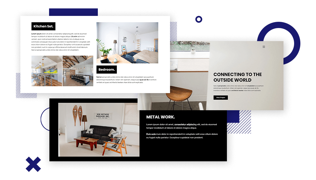 Interior Design Theme WordPress