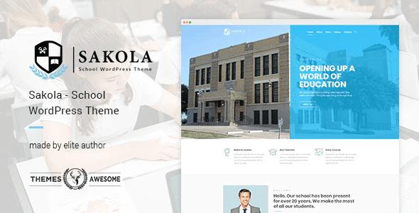 Sakola feature image