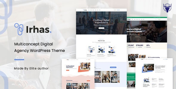 irhas feature themeforest. large preview
