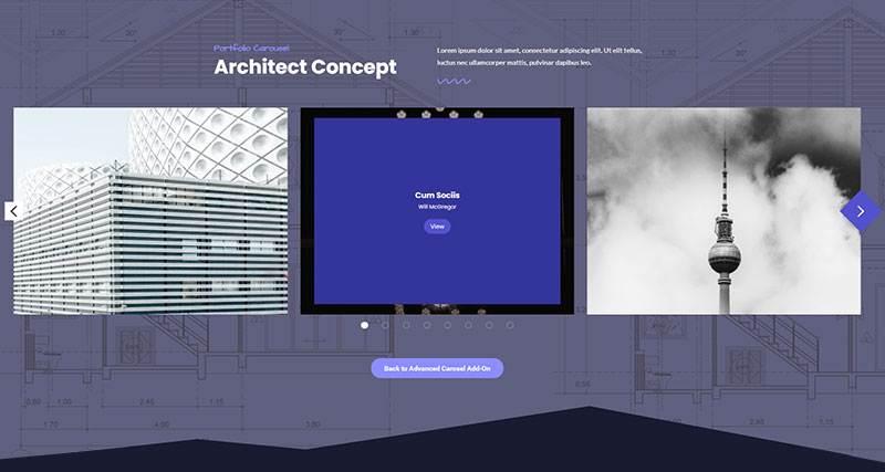 carousel architect