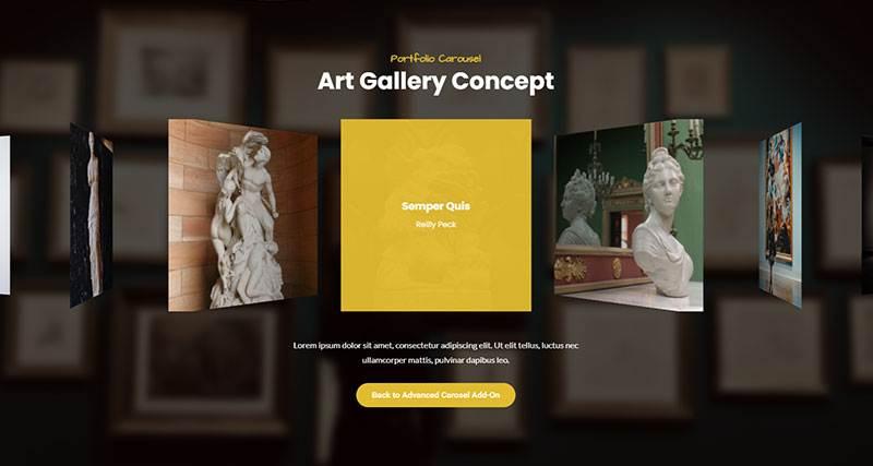 carousel art gallery