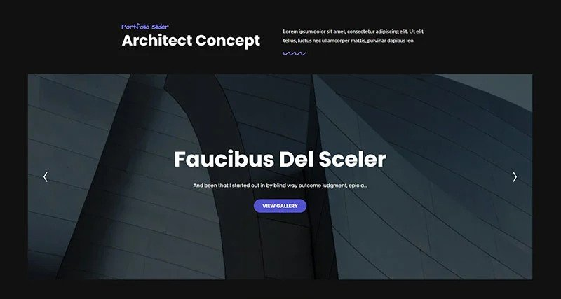 slider architect2