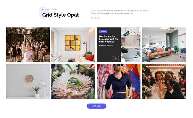 grid style opat